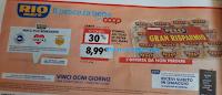 Logo Rio Mare ''Il pesce fa bene in Coop'': vinci forniture di prodotti e non solo! Anticipazione