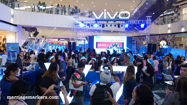 Vivo V7 launch in the Philippines