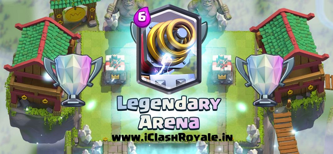 be legendary with sparky best sparky deck in clash royale