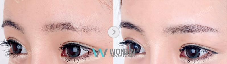 semi-permanent make-up korea