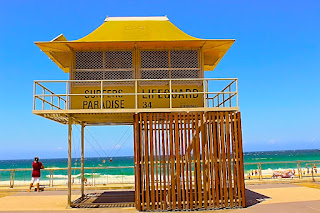 Lifeguard Tower 34 Surfers Paradise Beach