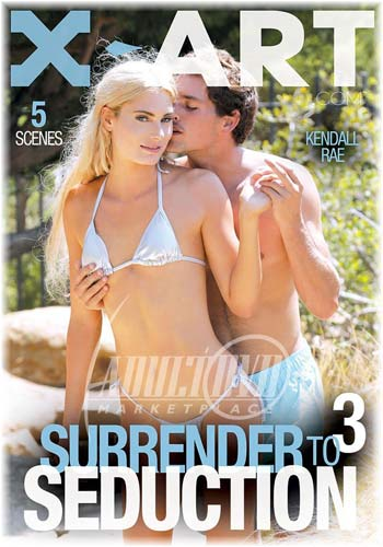 18+ X-Art-SURRENDER TO SEDUCTION 3 2019 HDRip Adult Movie Poster