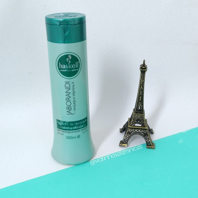 shampoo Haskell Cosmética Natural Jaborandi