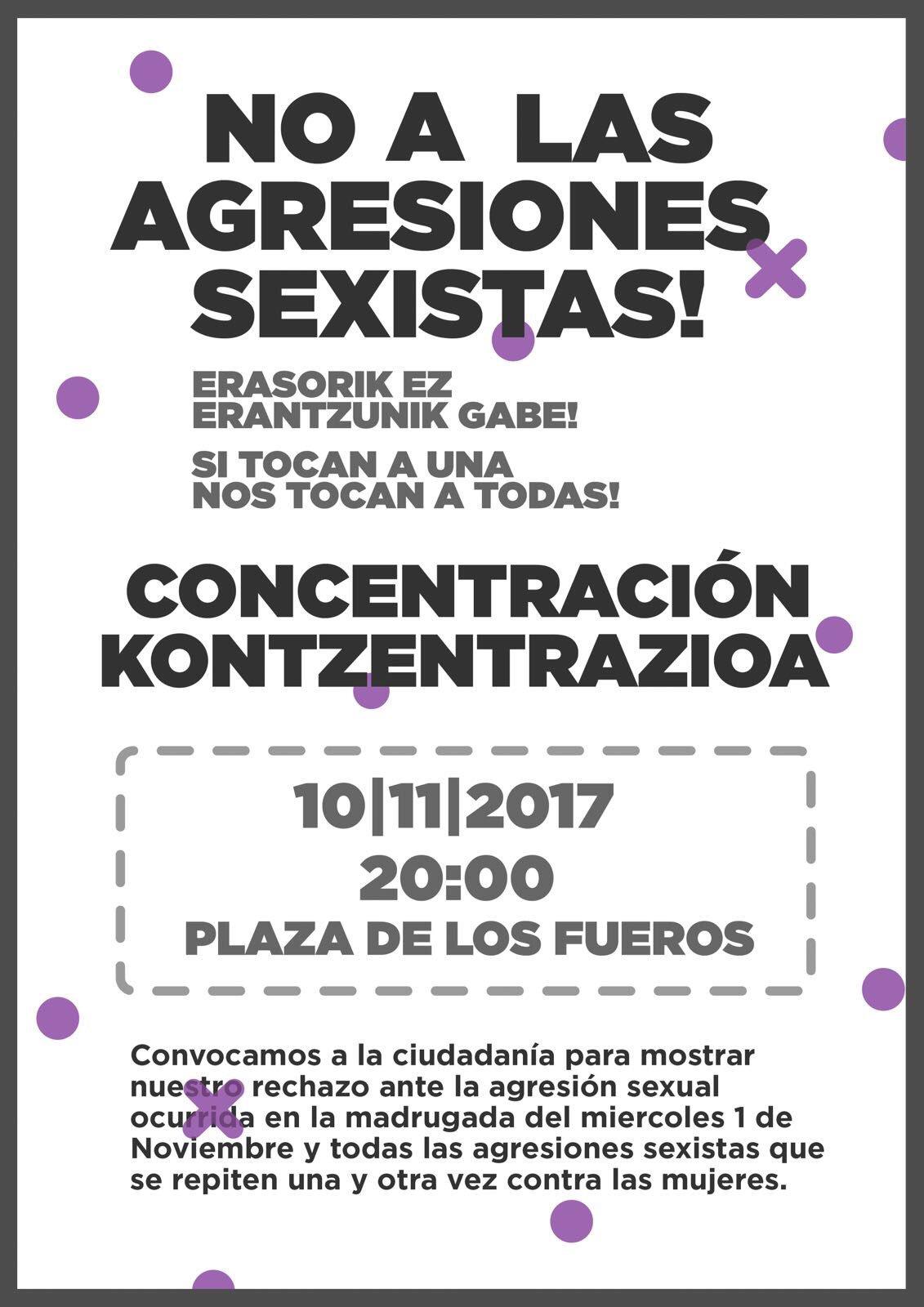 Concentración 10/11/17
