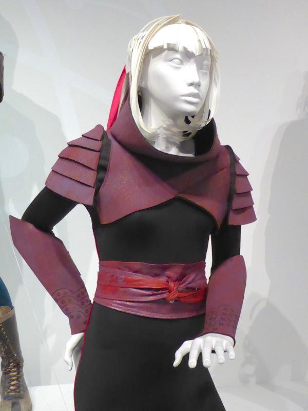 Katana Girl Heroes Reborn costume