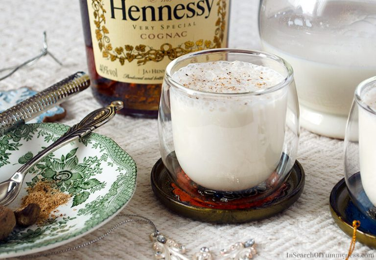 Happy Healthy Families: How To Make Eggless Eggnog That is ...