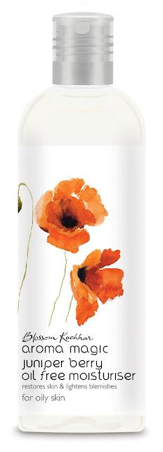Blossom Kochhar Aroma Magic Juniper Berry Oil Free Moisturiser