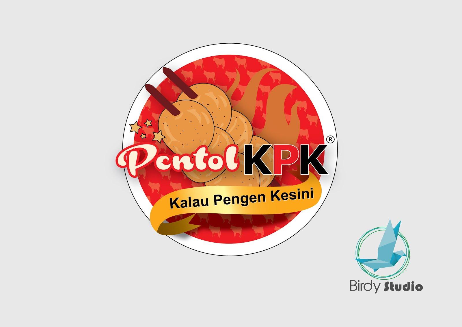 KPK Detail: Logo Pentol KPK