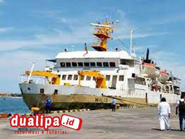 Jadwal Kapal Wilis Bulan Oktober 2021 dan Harga Tiket