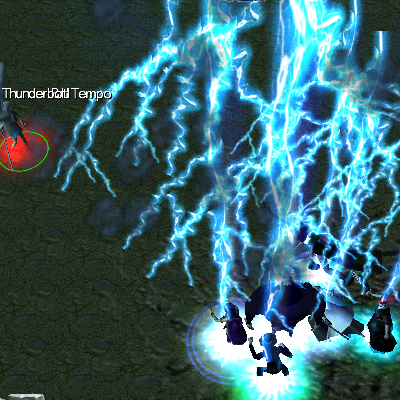bleach vs one piece Nami post Thunder Bolt Tempo