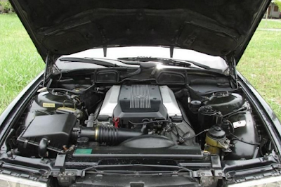 Mesin M60/M62 BMW E38 Seri-7