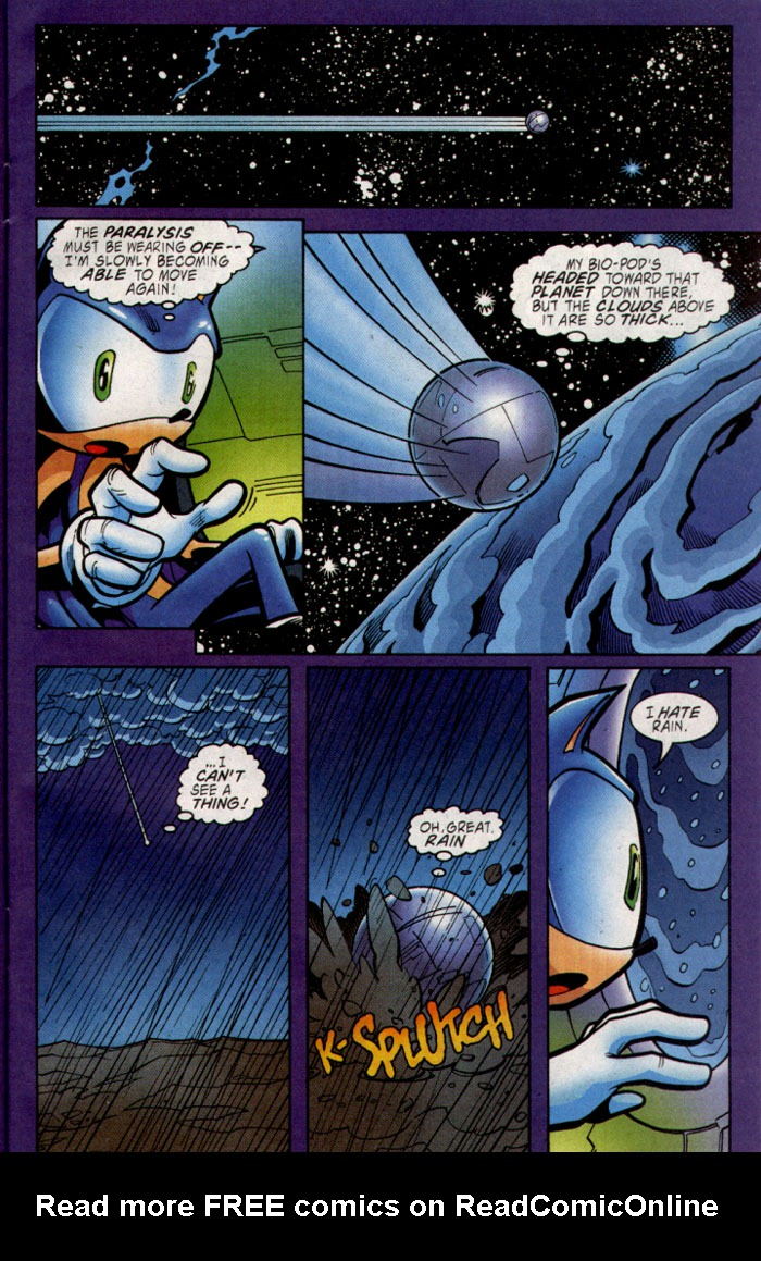 Read online Sonic The Hedgehog comic -  Issue #127 - 9