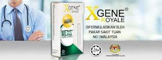 Xgene Cream   Ada KKM   Formula Pakar Sakit Tuan   Zakar Lebih Mantap   Besar   Subur Xgene%2Broyale