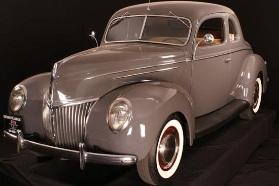 1939 ford deluxe coupe pictures gallery