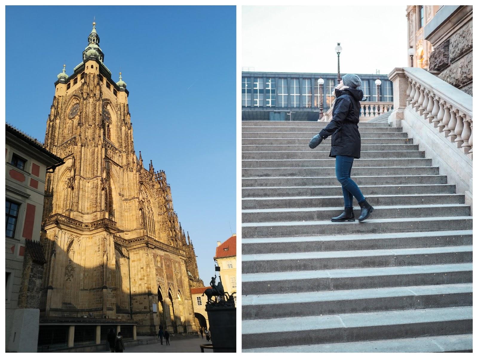 Praha matkakohteena