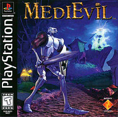 ROMs - MediEvil (Português) - PS1 - ISOs Download