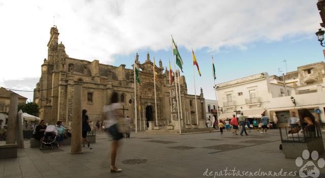 Plaza de España. El Puerto de Santa María