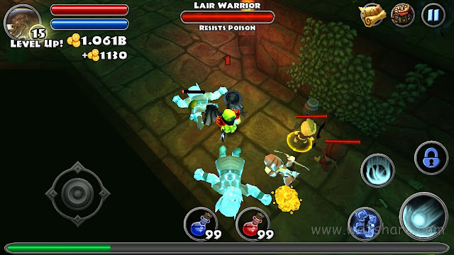 Dungeon Quest 2.0.0.7 for android
