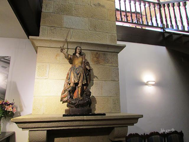 Saiaz Getaria decoración interior