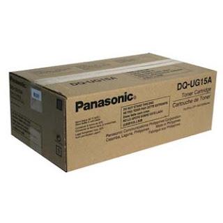 Panasonic DQ-UG15A do DP-150 Orginalny - Czarny