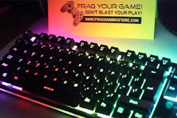 Keunggulan Keyboard Gaming Rexus K9, Keyboard Kelas Atas Pilihan Para Gamer