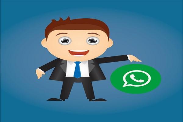 Membuat Widget Contact From Whatsapp