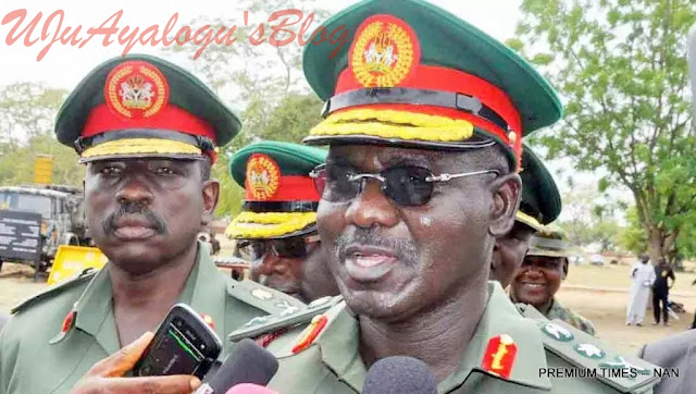 Coup scare: Army clamps down on suspected soldiers