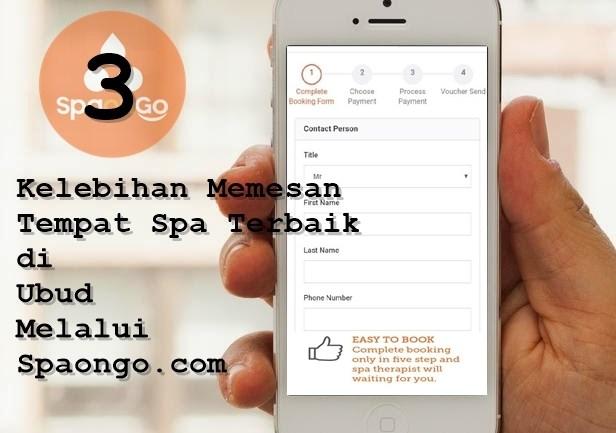 Spaongo.Com Menjadi Web Pencari Tempat Spa Terbaik