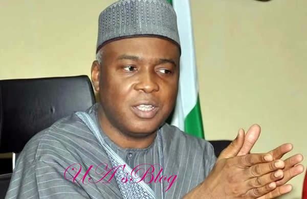 Saraki reveals why he changed Chairman Senate committee on police affairs
