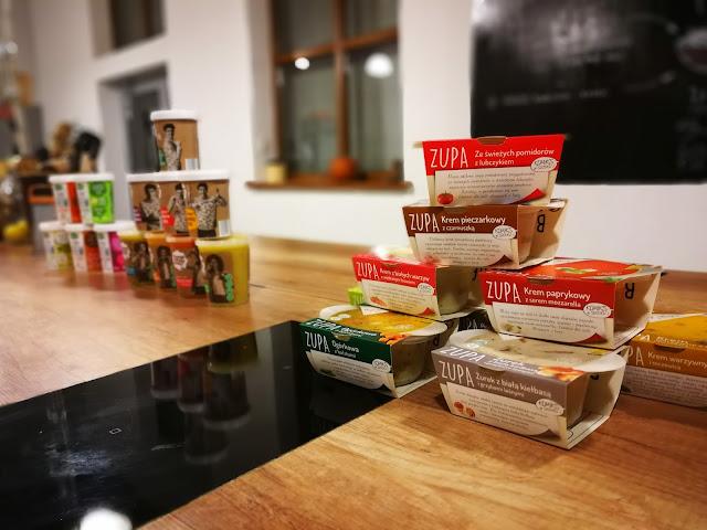 Jak jest ze smakiem gotowych zup, czyli blogerzy testują