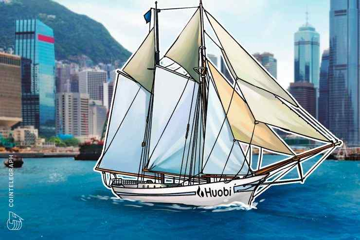 Confirmed Crypto Exchange Huobi Acquires in public Listed Firm on HK stock market