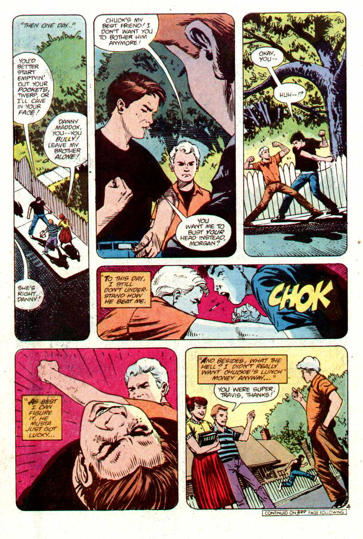 Read online Secret Origins (1986) comic -  Issue #16 - 5