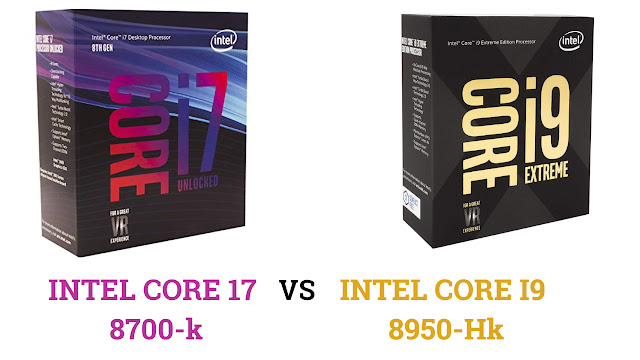 Intel Core i7 vs. Core i9: Which CPU is appropriate for You?