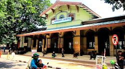 Stasiun Gubeng Surabaya menuju Bromo
