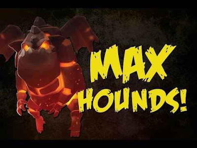 Lava Hound Max