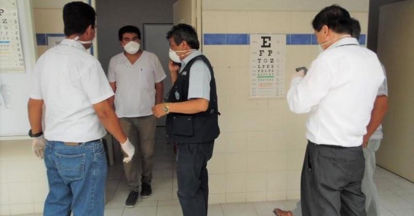 CORONAVIRUS: Lambayeque suma nueve casos confirmados