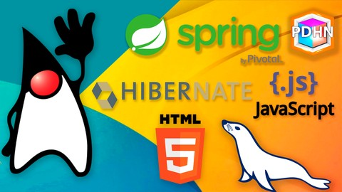 Curso de Java Web MVC and JavaScript ,Hibernate,MySQL,Spring