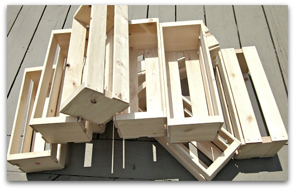 DIY Wooden Crate Ideas to Build for Storage and Organization