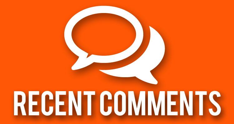 Solusi Recent Comments Blogger Tidak Tampil Di Blog