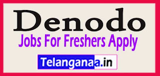 Denodo Recruitment 2017 Jobs For Freshers Apply