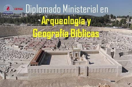 Arqueología y Geografía Biblicas