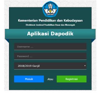 Pedoman Instalasi dan Spesifikasi Komputer Aplikasi Dapodik Versi 2019