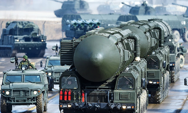 EE.UU. abandona el Tratado INF con Rusia