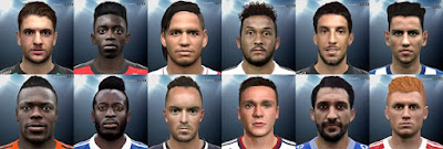 PES 2016 International Pack 5 by Andrey_Pol & Gonduras2012