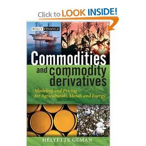 Types of Agricultural Commodities