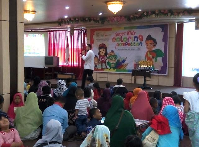 Seminar Kesehatan bersama Medical Consultant K-Link Indonesia