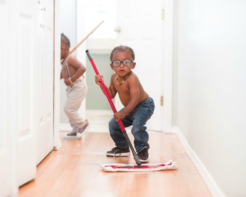 The Case for One-Day House Cleaning