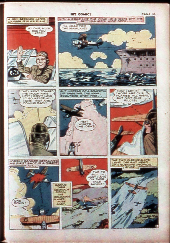 Read online Hit Comics comic -  Issue #14 - 47