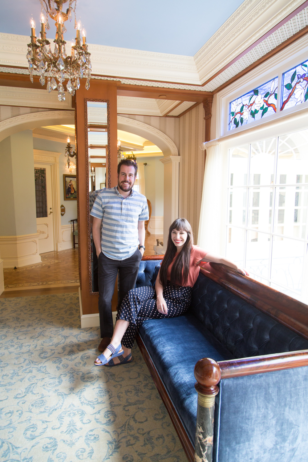 Behind the Scenes look at Disneyland's CLUB 33