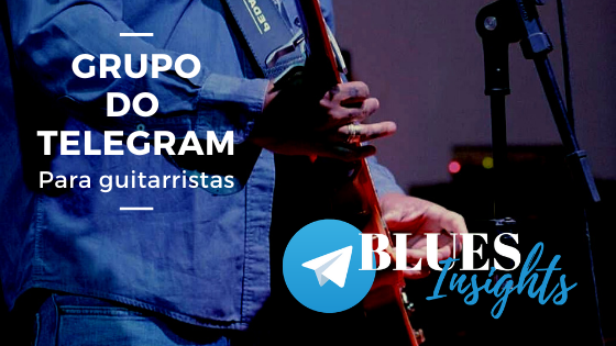 Grupo Blues Insights do Telegram